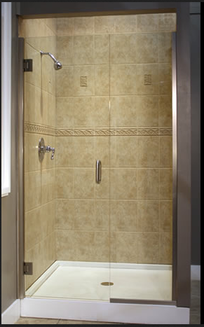 Shower and Bath Portfolio - Central Glass
